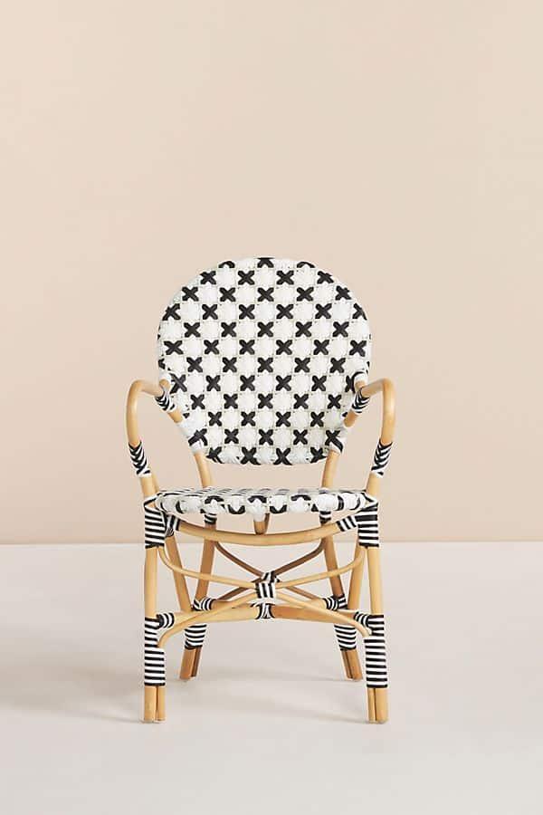 Un Caffe Indoor/Outdoor Bistro Chair