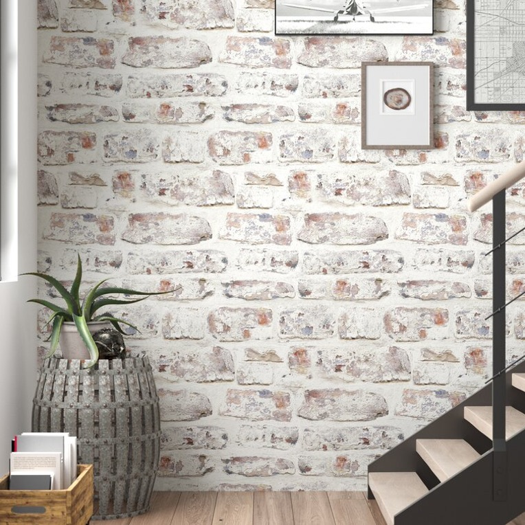 Bring in Some Brick Wallpaper