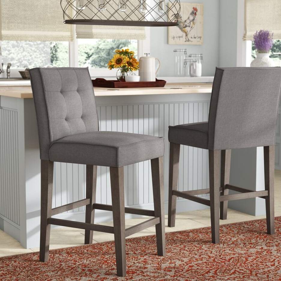 Get Comfortable with Neutral-Colored Padded Seats
