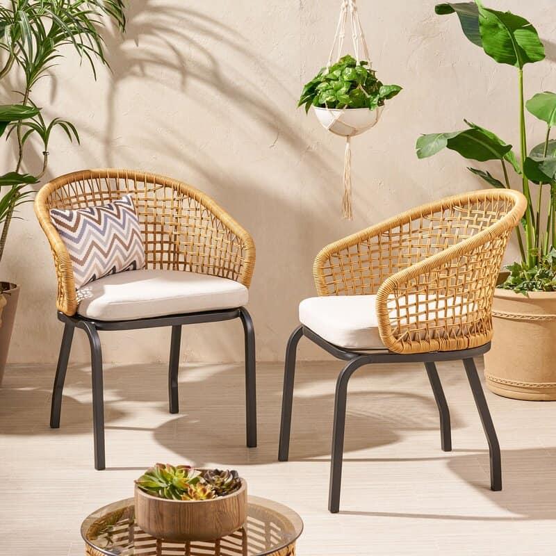Mccay Outdoor Patio Chair Set