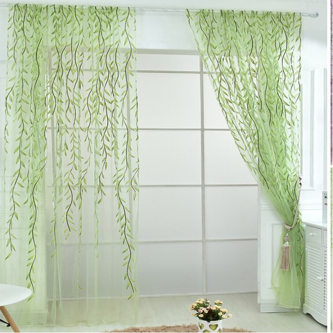 Decorate Your Window with Net Curtains