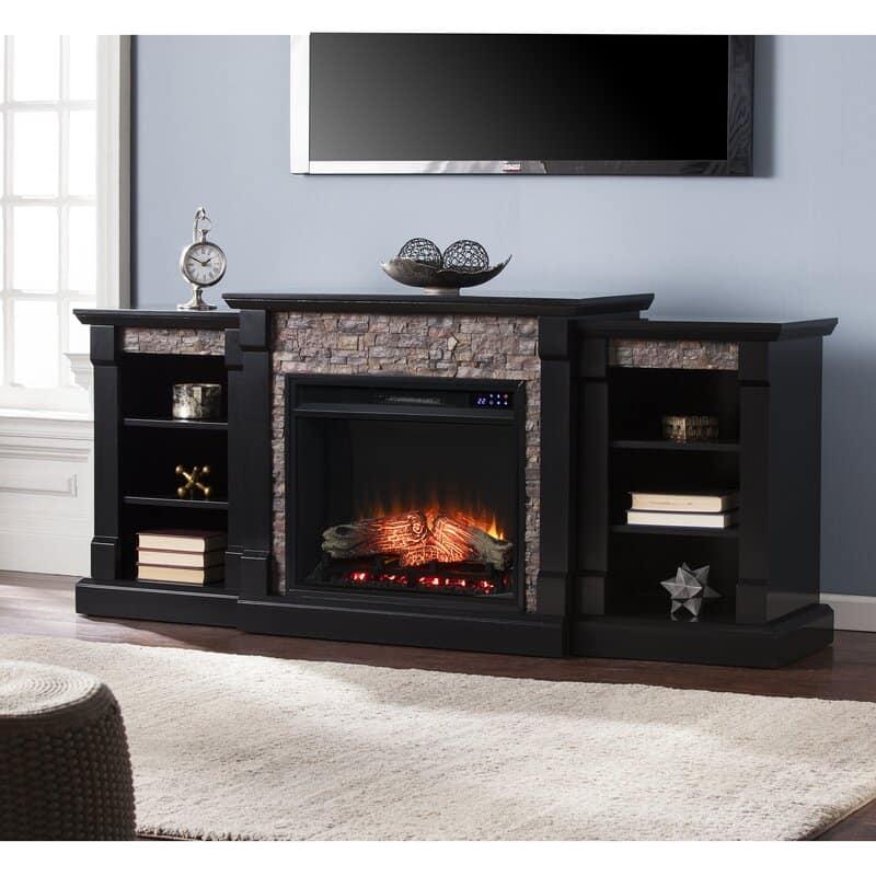 Set Up A Cozy Fireplace