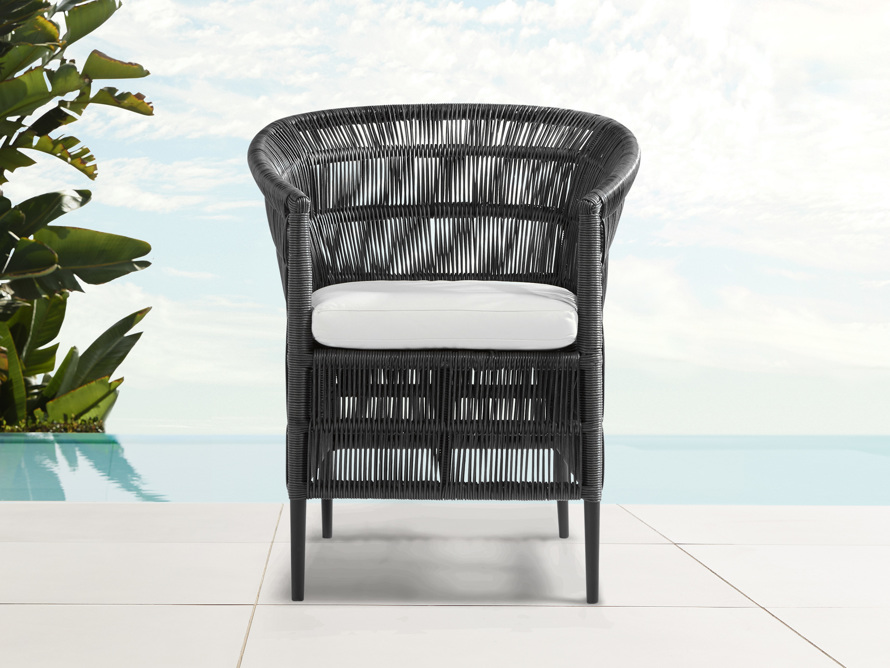 Malawi Outdoor Dining Arm Chair