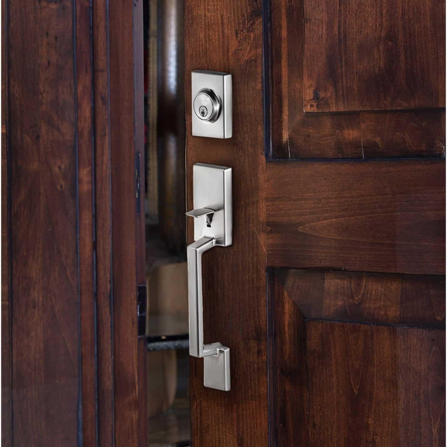 Install New Door Handles