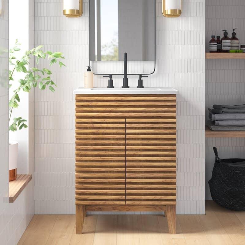 Use It As A Spare Bathroom