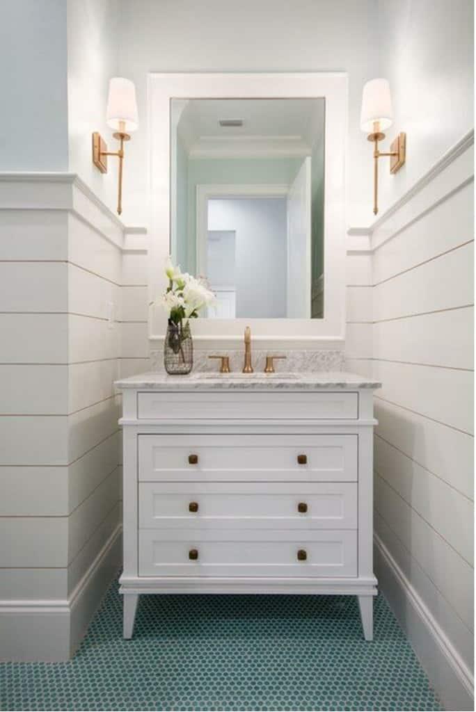 Combine Sink with Dresser