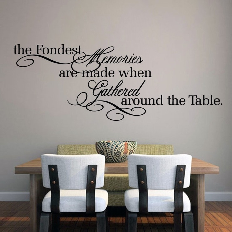 Paste a Stick-On Wall Decal