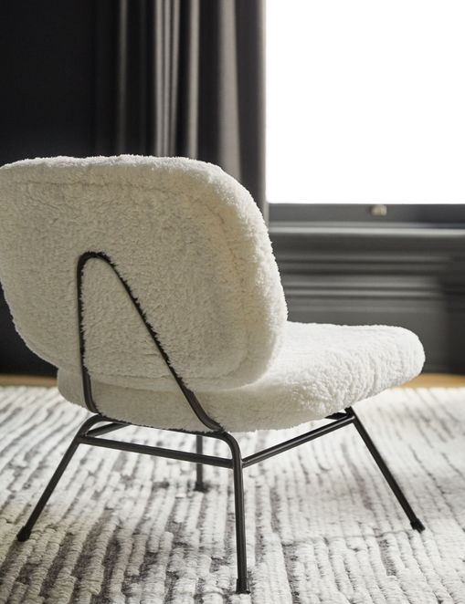 Go With a Sleek And Soft Chair