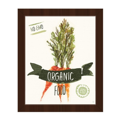 Go Natural with a Pro-Organic Poster