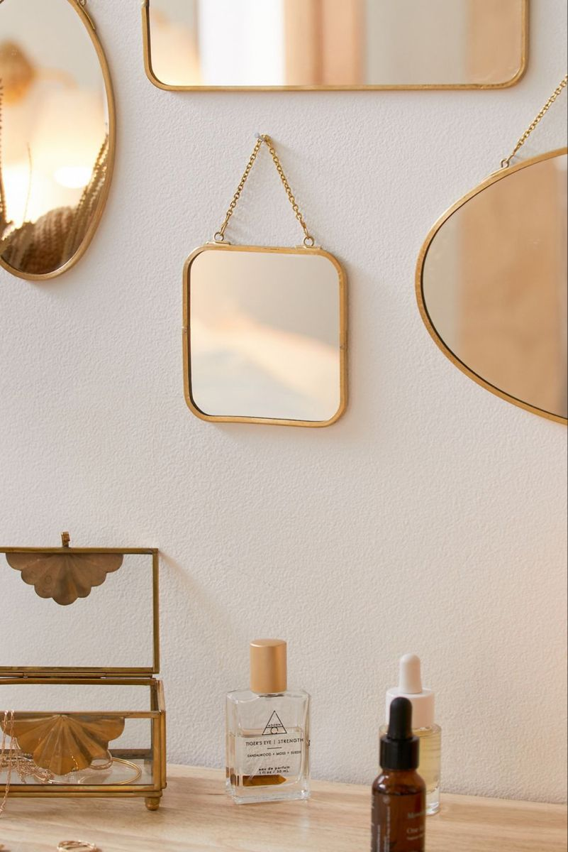 Make a Collage of Smaller Mirrors