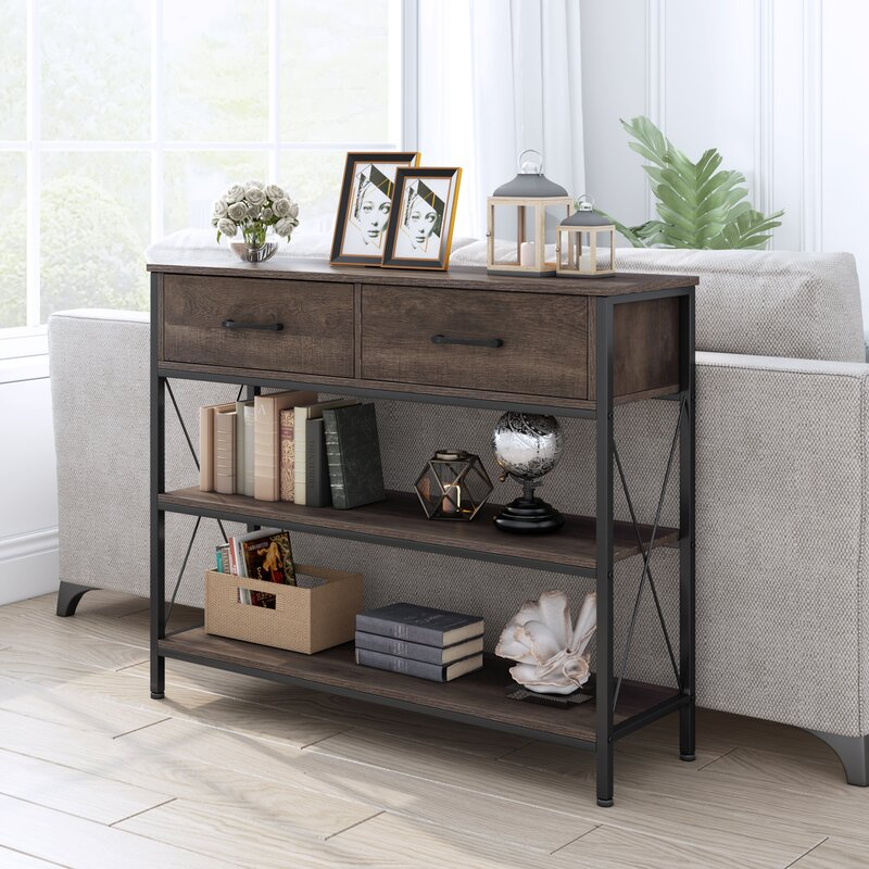 Mix Style With Storage Space