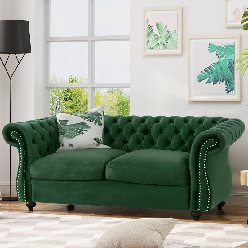 Repeat the Couch Color – Partly