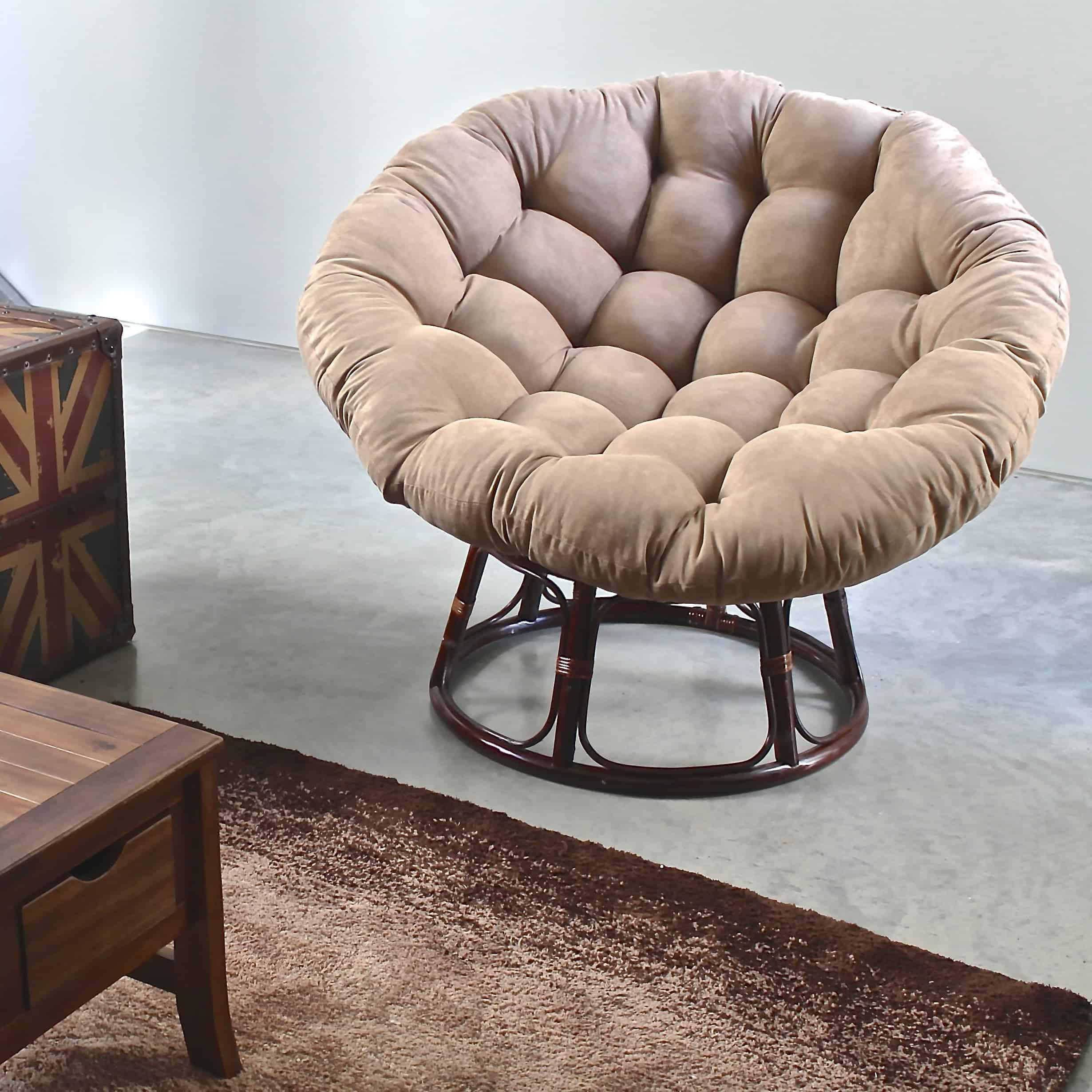 Use Papasan Chair