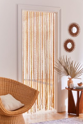 Install a Colorful Woven Panel