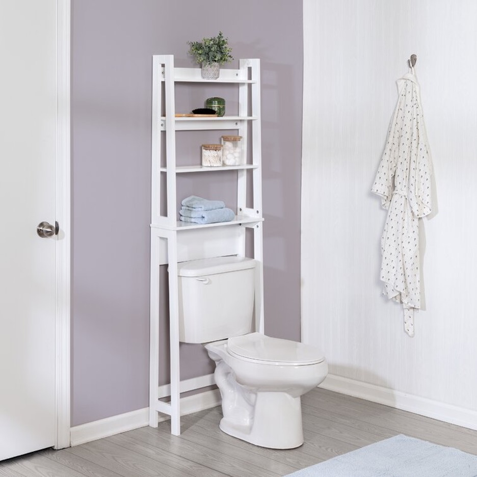 Opt for Ladder-Style Storage