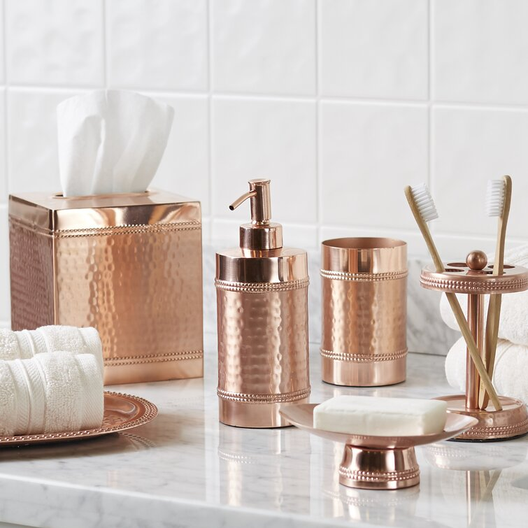 Use Copper As a Shade of Pink