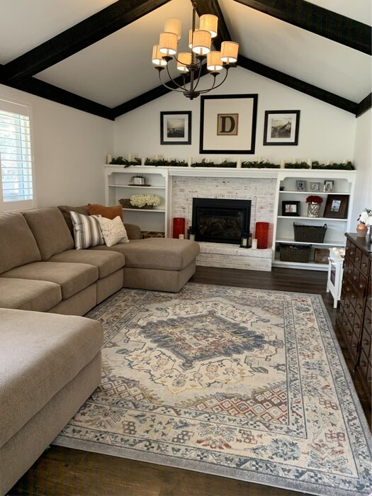 Make your Area Rug the Center of Attraction