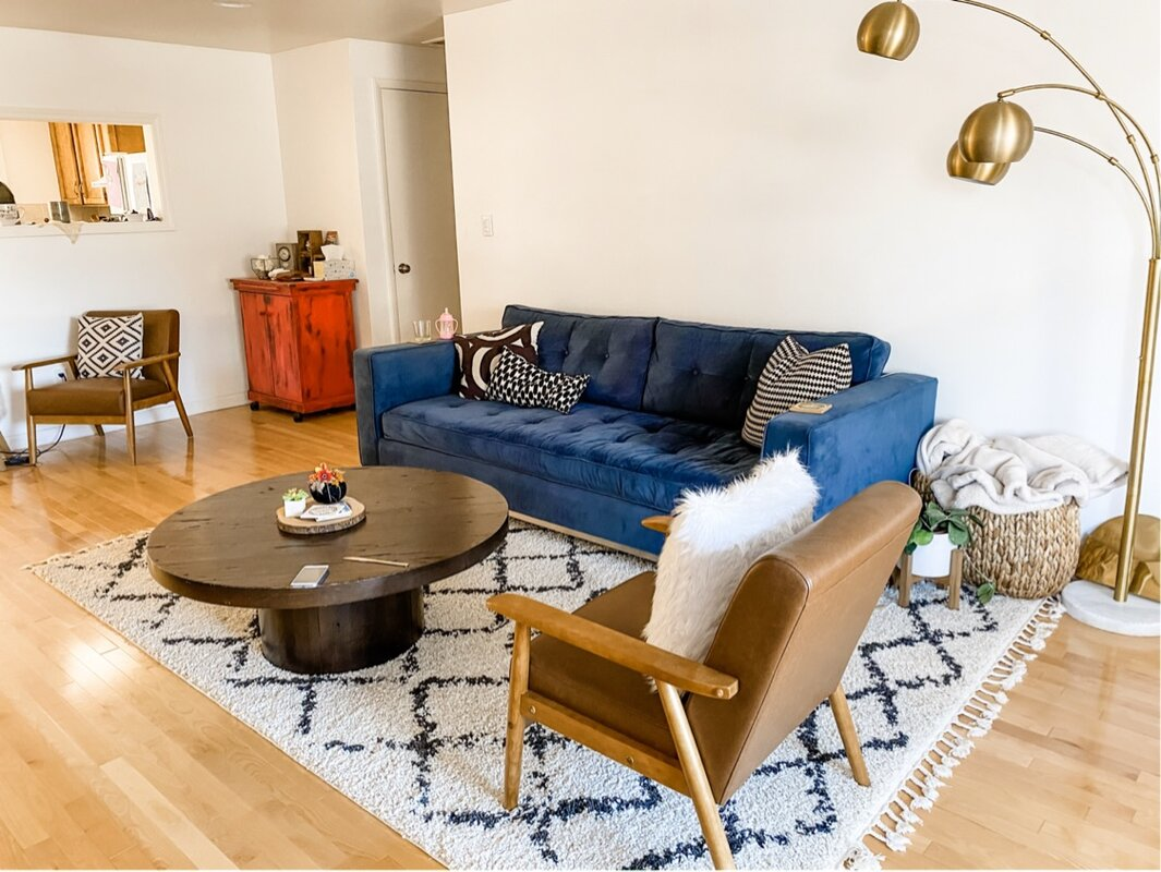 Welcome Texture with Shag Pile Area Rug
